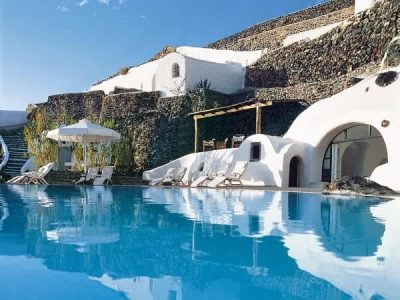 Santorini Islands Greece